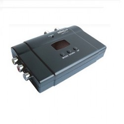 MODULATORE ANALOGICO RF MOD.100 PLL STEREO.