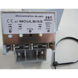 MINICENTRALINO MCULB/SS Prezzo: € 26,50 (incluso 22 % I.V.A.)
