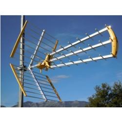 TRIPLA 41 ELEMENTI UHF/LTE Prezzo: € 32,21 (incluso 22 % I.V.A.)
