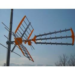 TRIPLA MULTIBANDA VHF/UHF/LTE (NOVITA') Prezzo: € 37,82 (incluso 22 % I.V.A.)
